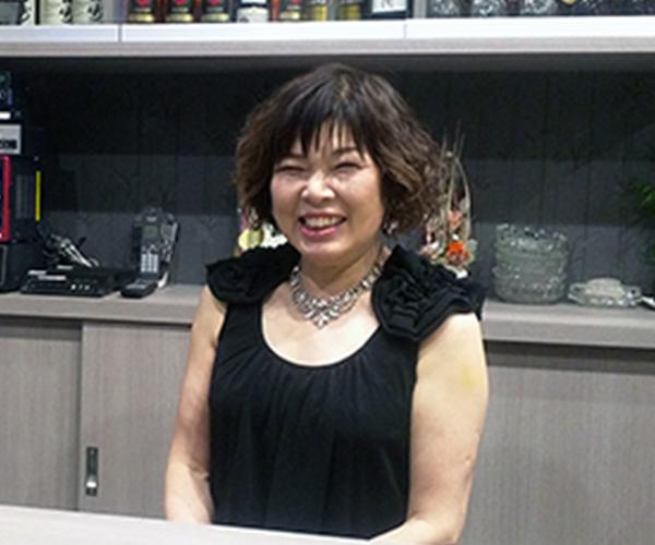 ラウンジ青柳ママの写真